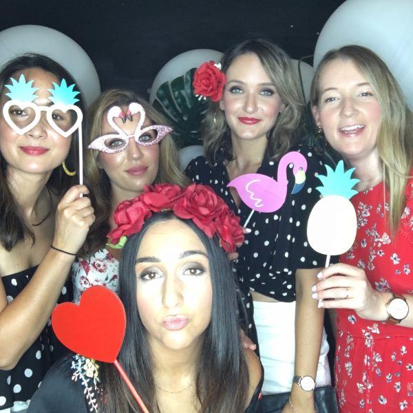 private events photo booth hire