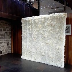 Flower Wall $350 with any photo booth hire
