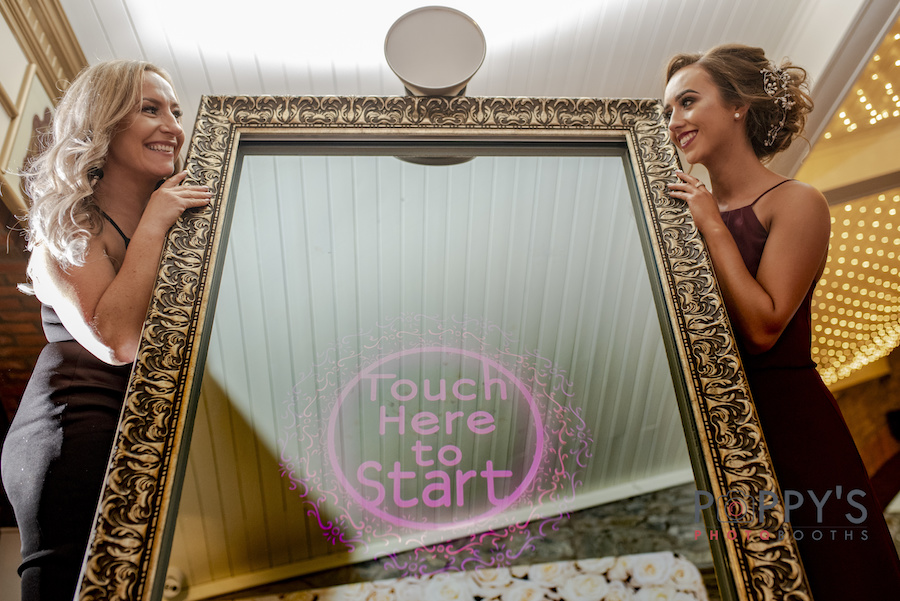 mirror booth hire for weddings